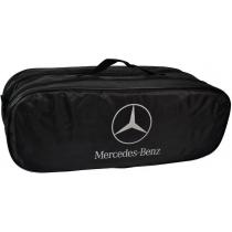 Сумка-органайзер в багажник Mecedes-Benz черная