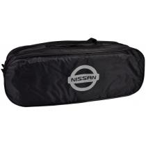 Сумка-органайзер в багажник Nissan черная