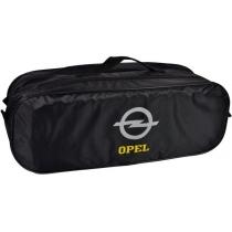 Сумка-органайзер в багажник Opel черная
