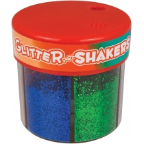 "Блестки для декорирования ""Metallic Glitter Shaker"", 50г, 6 цветов"