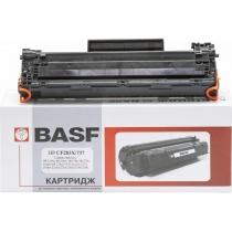 Картридж тонерный BASF для Canon 737, HP LJ Pro M125/127 аналог CRG737/CF283X Black (BASF-KT-737-943