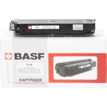 Картридж тонерный BASF для Canon FC-128/230/310/330 аналог E16 Black (BASF-KT-E16)