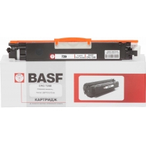 Картридж тонерный BASF для Canon LBP 7010C/7018C аналог Canon 729Bk Black (BASF-KT-729BK)