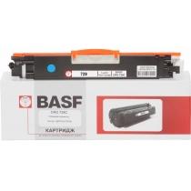 Картридж тонерный BASF для Canon LBP 7010C/7018C аналог Canon 729C Cyan (BASF-KT-729C)