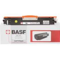 Картридж тонерный BASF для Canon LBP 7010C/7018C аналог Canon 729Y Yellow (BASF-KT-729Y)