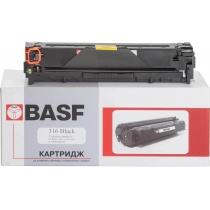 Картридж тонерный BASF для Canon LBP-5050/5970 аналог 1980B002 Black (BASF-KT-716B-1980B002)