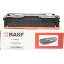 Картридж тонерний BASF для Canon LBP610С/611С/613С/631С, MF630С/632С/634С аналог 1239C002 Yellow (BA