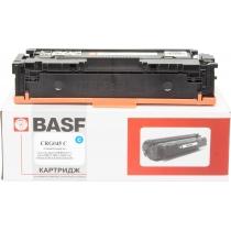 Картридж тонерний BASF для Canon LBP610С/611С/613С/631С, MF630С/632С/634С аналог 1241C002 Cyan (BASF