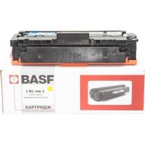 Картридж тонерный BASF для Canon LBP-650/654/MF-730 аналог 1247C002 Yellow (BASF-KT-CRG046Y)