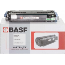 Картридж тонерный BASF для HP CLJ 1600/2600/2605 аналог Q6000A Black (BASF-KT-Q6000A)