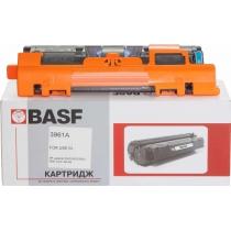 Картридж тонерный BASF для HP CLJ 2550/2820/2840 аналог Q3961A Cyan (BASF-KT-Q3961A) повышенной емко