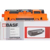 Картридж тонерный BASF для HP CLJ 2550/2820/2840 аналог Q3962A Yellow (BASF-KT-Q3962A) повышенной ем