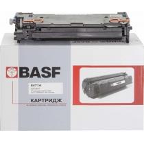 Картридж тонерный BASF для HP CLJ 3600/3800 аналог Q6471A Cyan (BASF-KT-Q6471A)