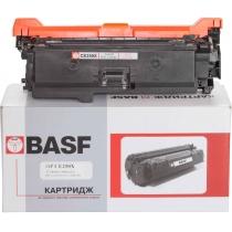 Картридж тонерный BASF для HP CLJ CM3530/CP3525 аналог CE250X Black (BASF-KT-CE250X)