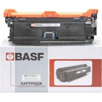 Картридж тонерный BASF для HP CLJ CM3530/CP3525 аналог CE251A Cyan (BASF-KT-CE251A)