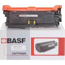 Картридж тонерный BASF для HP CLJ CM3530/CP3525 аналог CE252A Yellow (BASF-KT-CE252A)
