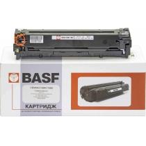 Картридж тонерный BASF для HP CLJ CP1215/CP1515/CM1312 аналог CB540A Black (BASF-KT-CB540A)
