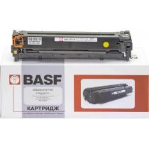 Картридж тонерный BASF для HP CLJ CP1215/CP1515/CM1312 аналог CB542A Yellow (BASF-KT-CB542A)