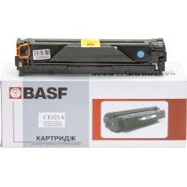 Картридж тонерный BASF для HP CLJ CP1525n/CM1415fn аналог CE321A Cyan (BASF-KT-CE321A)