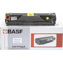 Картридж тонерный BASF для HP CLJ CP1525n/CM1415fn аналог CE322A Yellow (BASF-KT-CE322A)