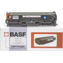 Картридж тонерный BASF для HP CLJ CP2025/CM2320, Canon 718 аналог CC531A Cyan (BASF-KT-CC531A)