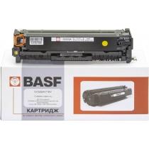 Картридж тонерный BASF для HP CLJ CP2025/CM2320, Canon 718 аналог CC532A Yellow (BASF-KT-CC532A)