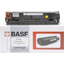 Картридж тонерный BASF для HP CLJ M276n/M251n аналог CF212A Yellow (BASF-KT-CF212A)