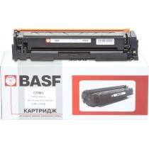 Картридж тонерный BASF для HP CLJ M280/M281/M254 аналог CF540A Black (BASF-KT-CF540A)