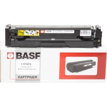Картридж тонерный BASF для HP CLJ M280/M281/M254 аналог CF542X Yellow (BASF-KT-CF542Х)