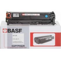 Картридж тонерный BASF для HP CLJ M351a/M475dw аналог CE411A Cyan (BASF-KT-CE411A)