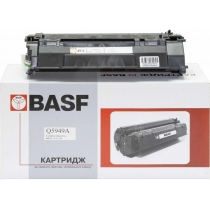 Картридж тонерный BASF для HP LJ 1160/1320 аналог Q5949A Black (BASF-KT-Q5949A)