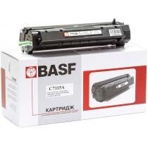Картридж тонерный BASF для HP LJ 1200/1220 аналог C7115A Black (BASF-KT-C7115A)