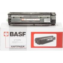 Картридж тонерный BASF для HP LJ 1200/1220 аналог C7115X Black (BASF-KT-C7115X)