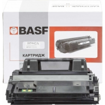 Картридж тонерный BASF для HP LJ 4250/4350 аналог Q5942A Black (BASF-KT-Q5942A)