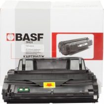 Картридж тонерний BASF для HP LJ 4250/4350 аналог Q5942X Black (BASF-KT-Q5942X)