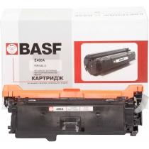 Картридж тонерный BASF для HP LJ Enterprise 500 Color M551n/551dn/551xh аналог CE400A Black (BASF-KT
