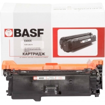 Картридж тонерный BASF для HP LJ Enterprise 500 Color M551n/551dn/551xh аналог CE400X Black (WWMID-8