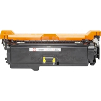 Картридж тонерный BASF для HP LJ Enterprise 500 Color M551n/551dn/551xh аналог CE402A Yellow (BASF-K