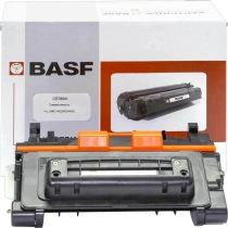 Картридж тонерный BASF для HP LJ Enterprise M4555 аналог CE390A Black (BASF-KT-CE390A)