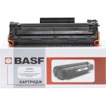 Картридж тонерний BASF для HP LJ M127fn/M127fw аналог CF283A Black (BASF-KT-CF283A)