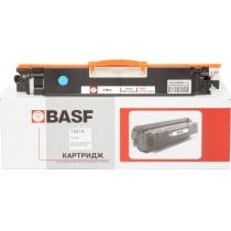 Картридж тонерный BASF для HP LJ M176n/M177fw аналог CF351A Cyan (BASF-KT-CF351A)