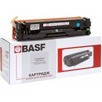 Картридж тонерный BASF для HP LJ M252/M277 аналог CF401A Cyan (BASF-KT-CF401A)
