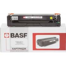 Картридж тонерный BASF для HP LJ M252/M277 аналог CF402A Yellow (BASF-KT-CF402A)