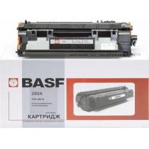 Картридж тонерный BASF для HP LJ M425dn/M425dw/M401 аналог CF280A Black (BASF-KT-CF280A)