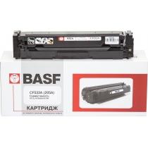 Картридж тонерный BASF для LJ M180n/M181fw аналог CF532A Yellow (BASF-KT-CF532A)
