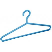 Вішалка для одягу 1 шт Економік 32 см колір асорті