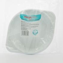 Тарелки одноразовые 350 мл 10 шт