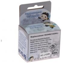 Картридж струйный MicroJet для HP DJ 1050/2050/3050 аналог HP №122 XL ( CH563HE) Black (HC-J122B) по