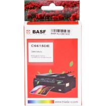 Картридж струйный BASF для HP DJ 840C аналог №15 Black (BASF-KJ-C6615DE)