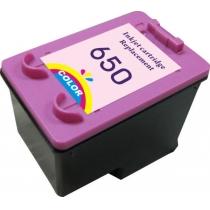Картридж струйный MicroJet для HP DJ 1015/4515 аналог HP №650 (CZ102AE) Color (HC-J650C)